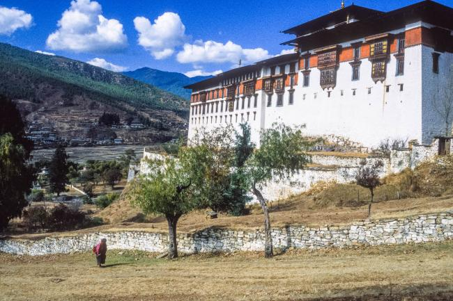 The Rinpung Dzong
